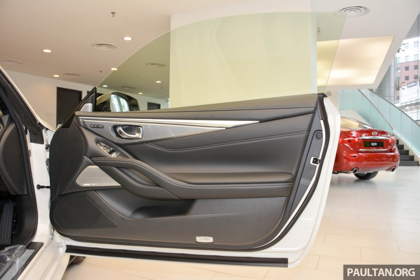 Infiniti Q60 officially launched in Malaysia – RM308,800 Image #653604