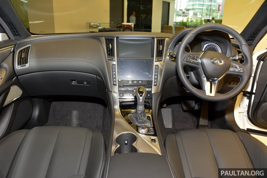 Infiniti Q60 officially launched in Malaysia – RM308,800 Image #653605