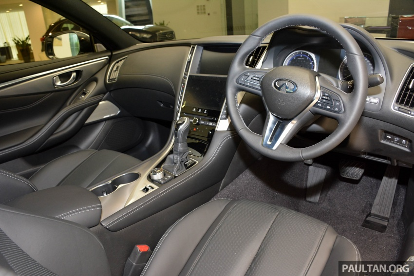 Infiniti Q60 officially launched in Malaysia – RM308,800 Image #653606