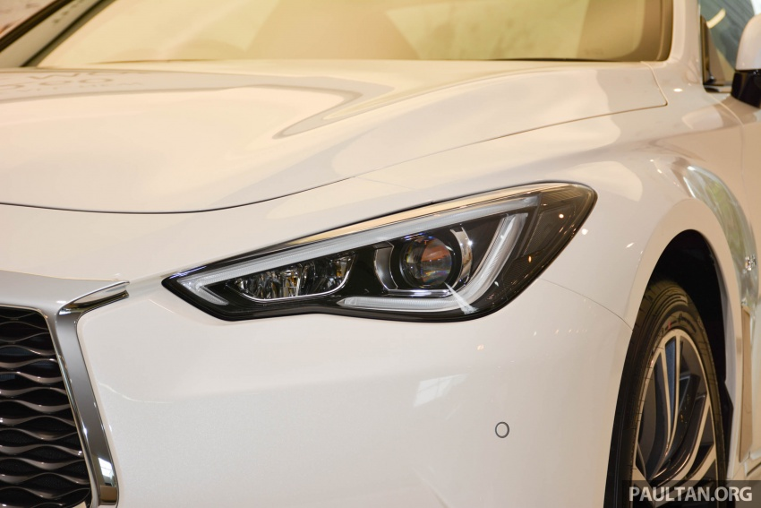 Infiniti Q60 officially launched in Malaysia – RM308,800 Image #653591