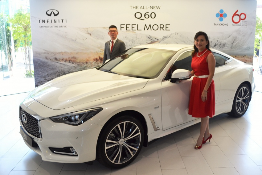 Infiniti Q60 officially launched in Malaysia – RM308,800 Image #653562