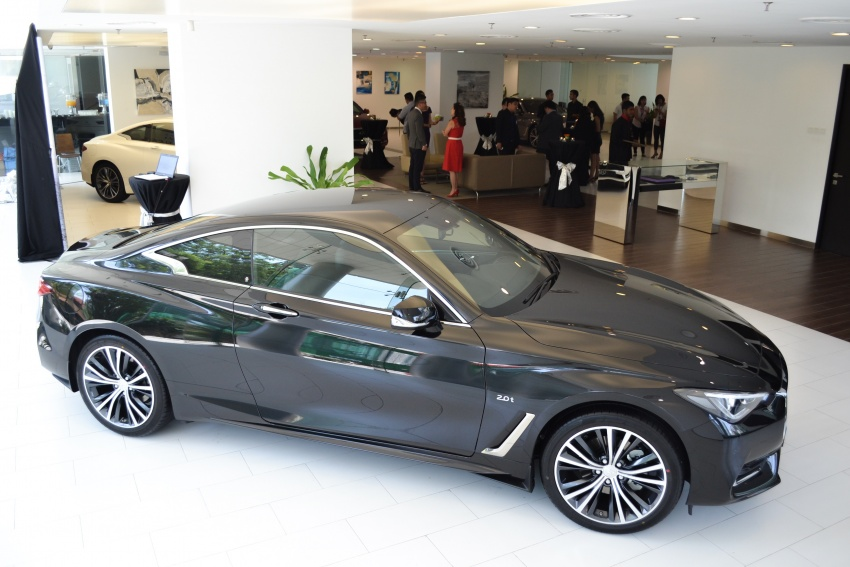 Infiniti Q60 officially launched in Malaysia – RM308,800 Image #653563