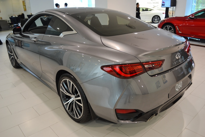 Infiniti Q60 officially launched in Malaysia – RM308,800 Image #653565