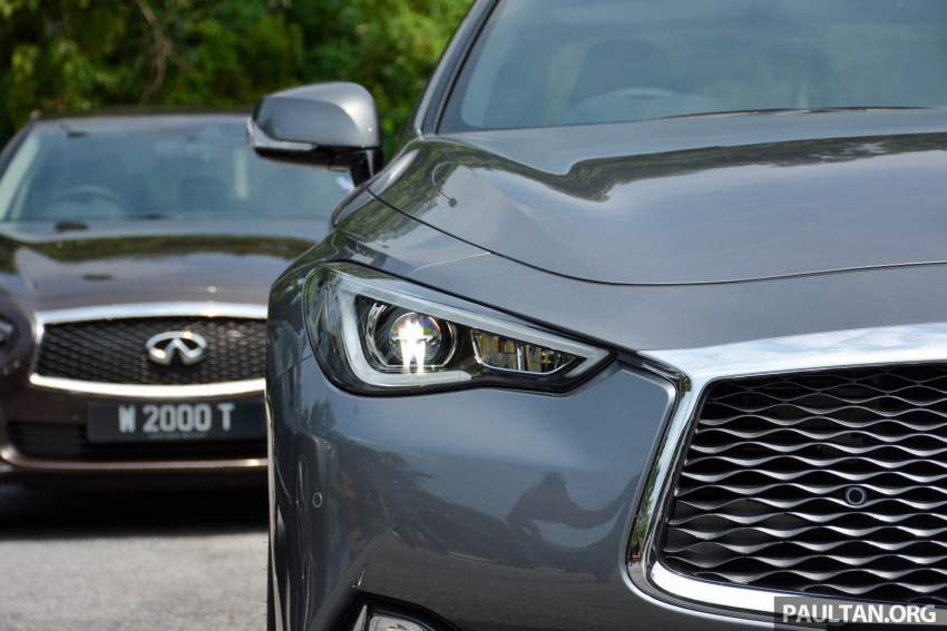 DRIVEN: Infiniti Q60 Coupe – standing out in the crowd Image #655162