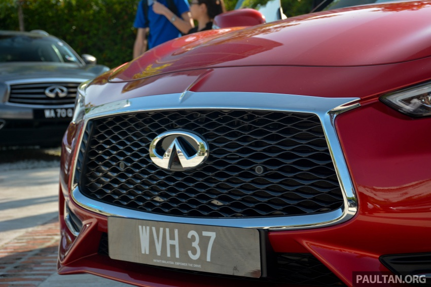DRIVEN: Infiniti Q60 Coupe – standing out in the crowd Image #655175