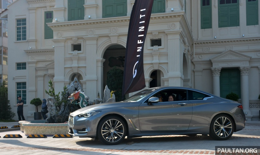 DRIVEN: Infiniti Q60 Coupe – standing out in the crowd Image #655206