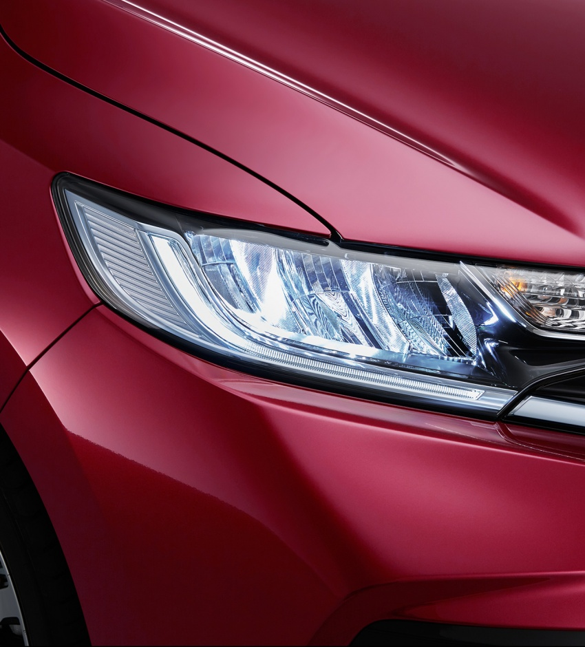 Honda reveals Fit/Jazz facelift in Japan – June launch Image #657094