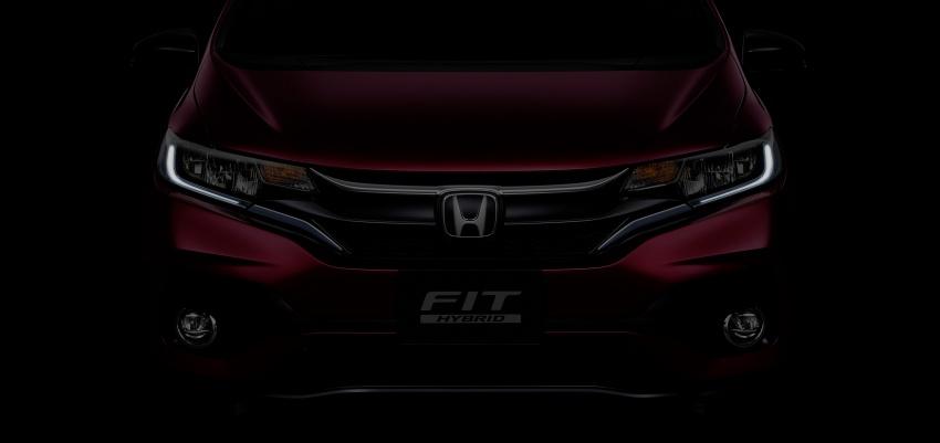 Honda Jazz/Fit <em>facelift</em> didedahkan di Jepun – dilancarkan di pasaran berkenaan pada Jun ini Image #657154
