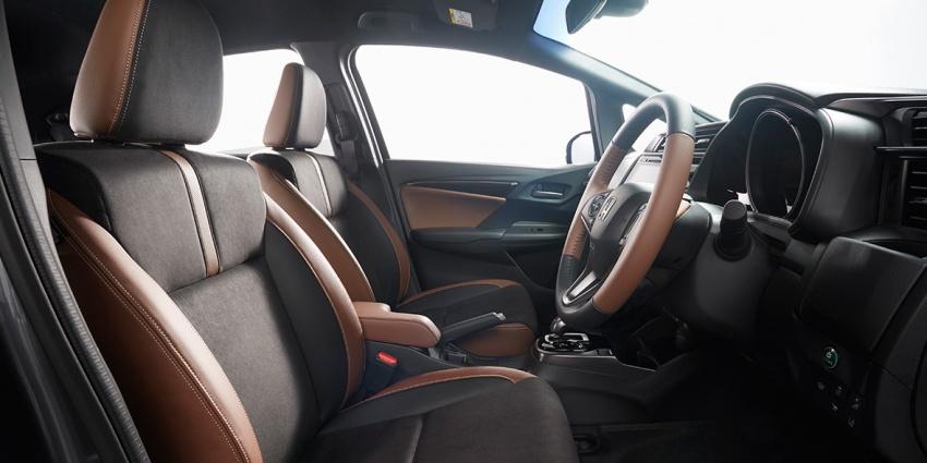 Honda reveals Fit/Jazz facelift in Japan – June launch Image #657096