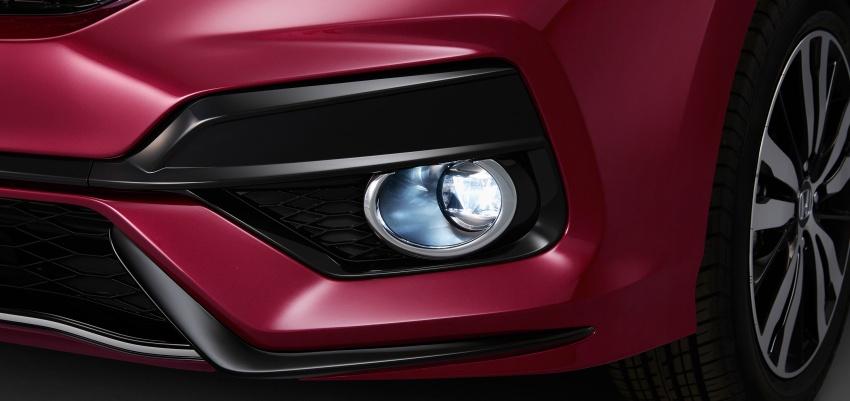 Honda reveals Fit/Jazz facelift in Japan – June launch Image #657098