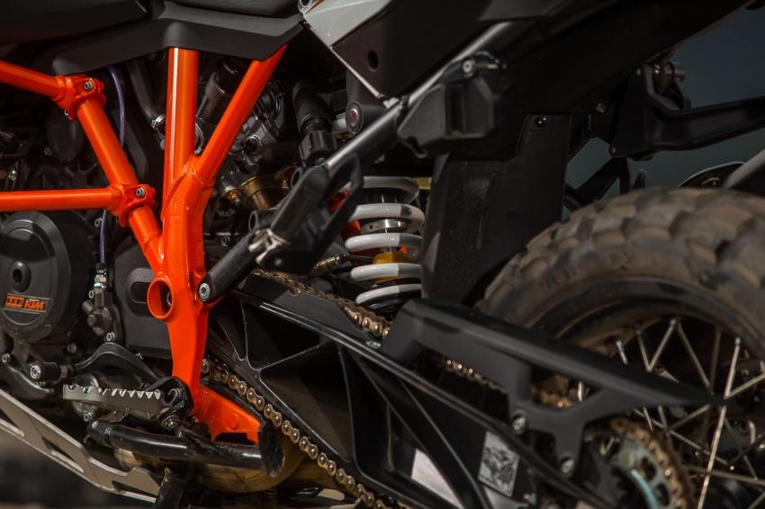 TUNGGANG UJI: KTM Super Adventure 1290 R bukan setakat mampu redah cabaran, malah mudah dikendali Image #661132