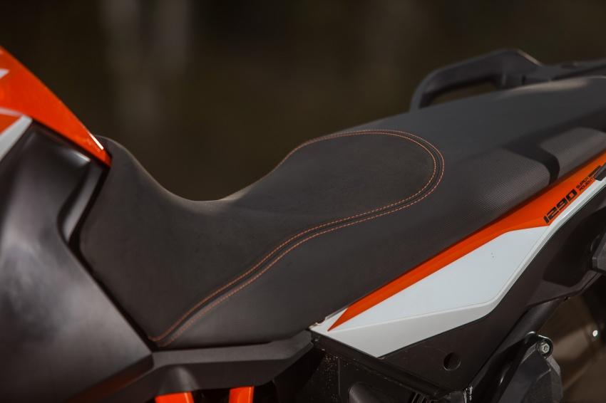 TUNGGANG UJI: KTM Super Adventure 1290 R bukan setakat mampu redah cabaran, malah mudah dikendali Image #661142