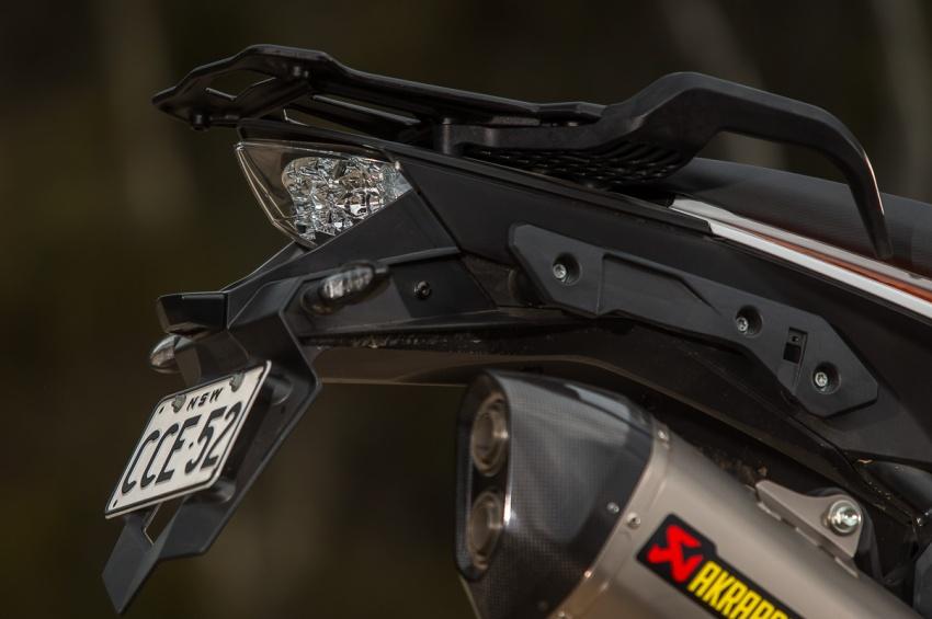 TUNGGANG UJI: KTM Super Adventure 1290 R bukan setakat mampu redah cabaran, malah mudah dikendali Image #661121