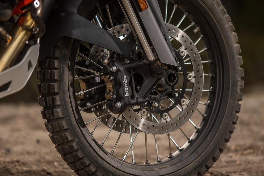 TUNGGANG UJI: KTM Super Adventure 1290 R bukan setakat mampu redah cabaran, malah mudah dikendali Image #661124