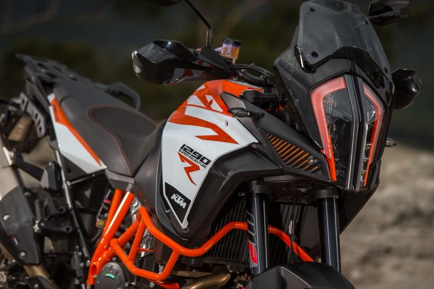 TUNGGANG UJI: KTM Super Adventure 1290 R bukan setakat mampu redah cabaran, malah mudah dikendali Image #661127