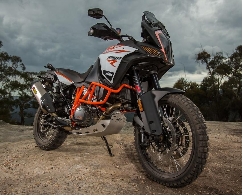 TUNGGANG UJI: KTM Super Adventure 1290 R bukan setakat mampu redah cabaran, malah mudah dikendali Image #661149