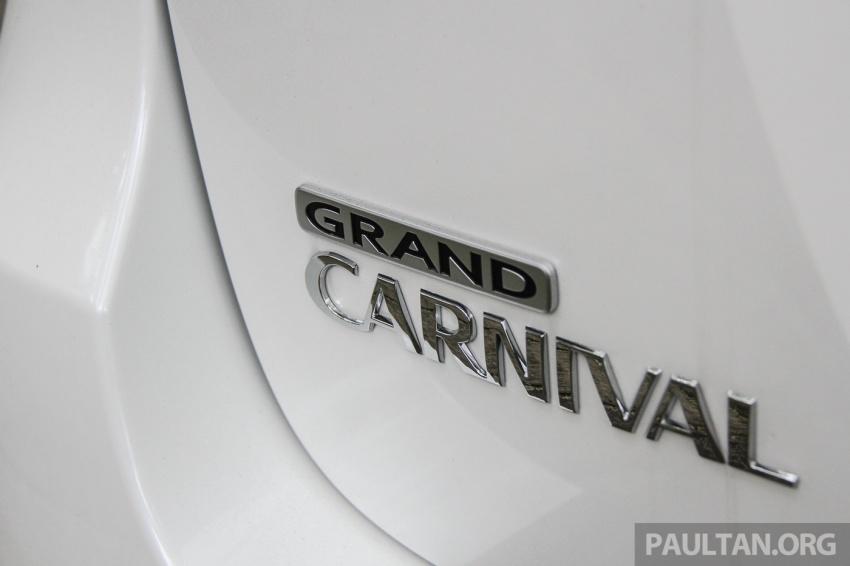 PANDU UJI: Kia Grand Carnival – dibangunkan secara teliti untuk kemudahan penggunaan setiap penumpang Image #665698