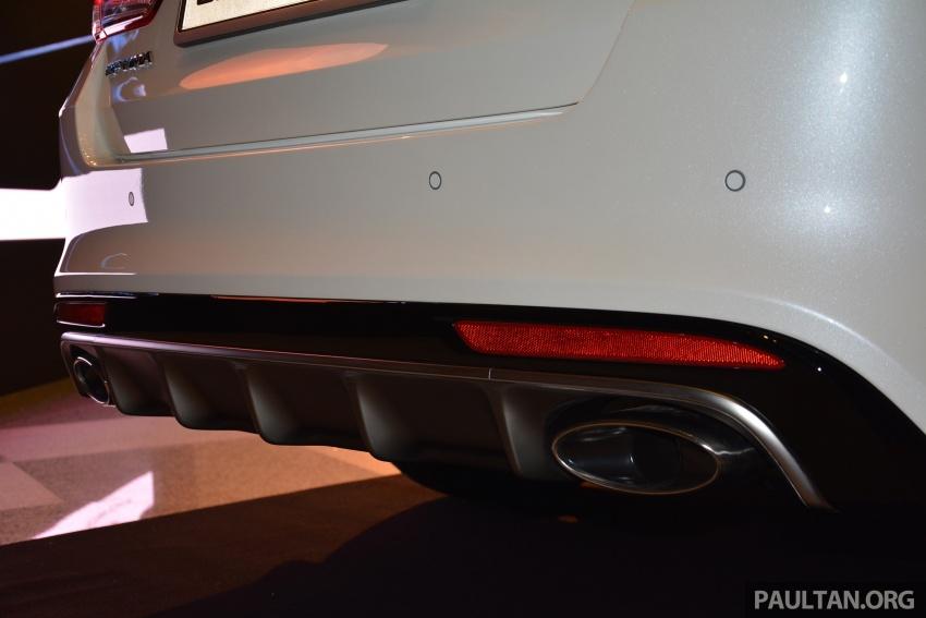 Kia Optima GT dilancarkan di Malaysia – RM179,888 Image #663234