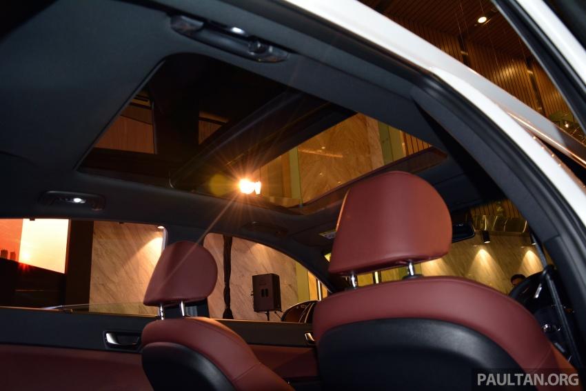 Kia Optima GT launched in Malaysia – 242 hp, RM180k Image #663100