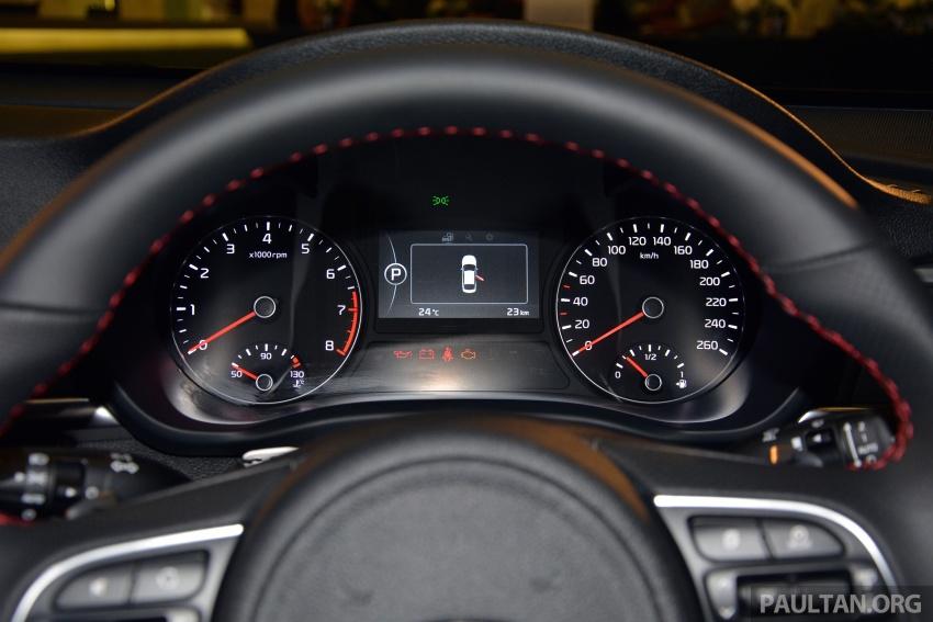 Kia Optima GT launched in Malaysia – 242 hp, RM180k Image #663102