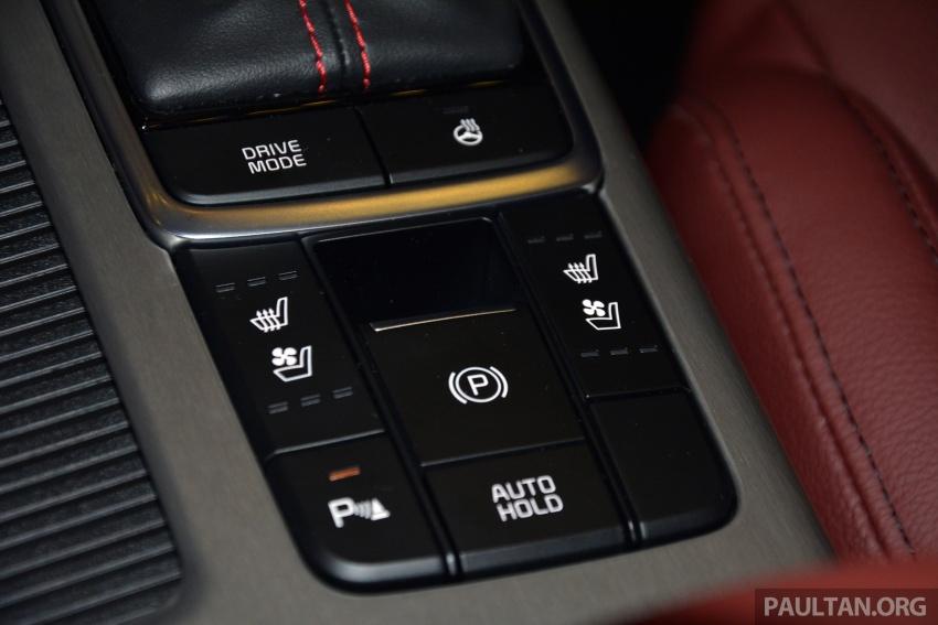 Kia Optima GT launched in Malaysia – 242 hp, RM180k Image #663105