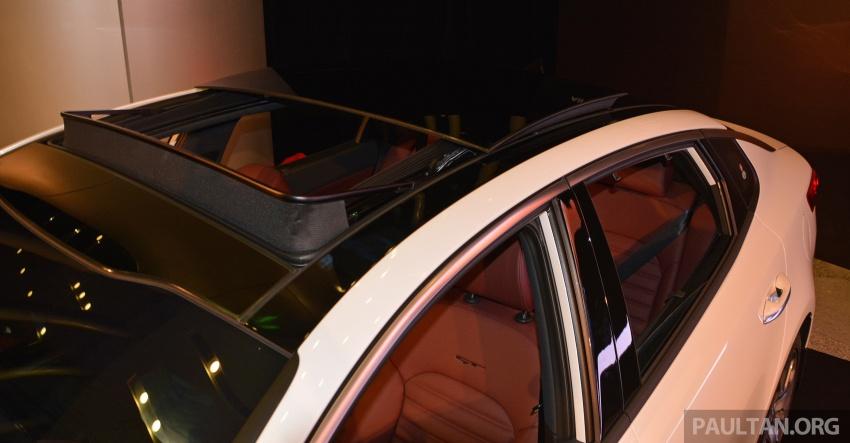 Kia Optima GT launched in Malaysia – 242 hp, RM180k Image #663107