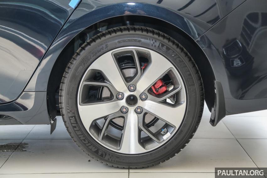 Kia Optima GT tiba di Malaysia – 2.0L T-GDI berkuasa 242 hp dan 353 Nm, sudah dibuka untuk tempahan Image #661989