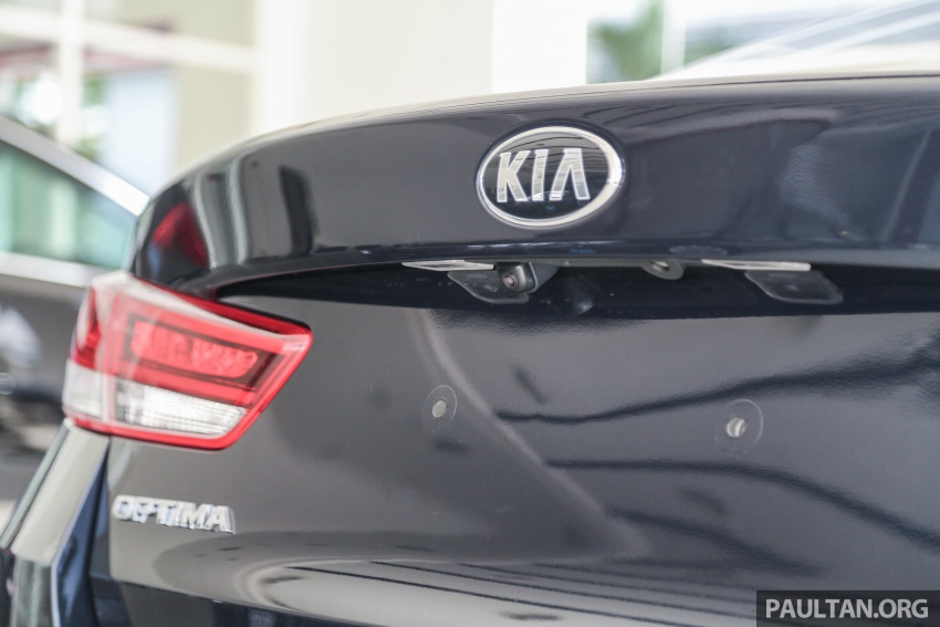 Kia Optima GT arrives in Malaysia – 2.0L T-GDI with 242 hp and 353 Nm; officially open for bookings Image #661912