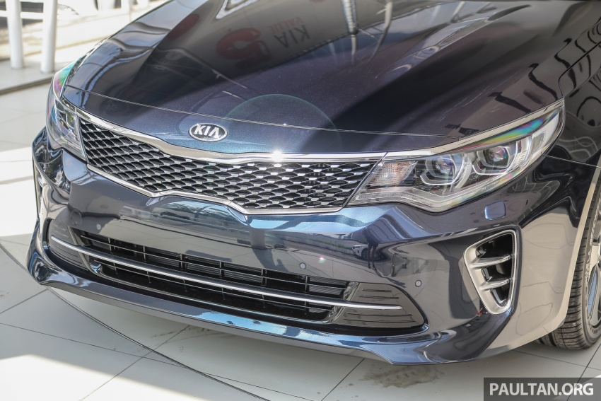 Kia Optima GT arrives in Malaysia – 2.0L T-GDI with 242 hp and 353 Nm; officially open for bookings Image #661895