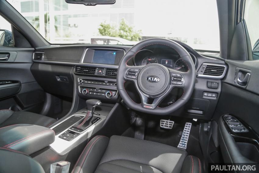 Kia Optima GT tiba di Malaysia – 2.0L T-GDI berkuasa 242 hp dan 353 Nm, sudah dibuka untuk tempahan Image #662011