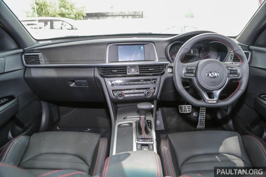 Kia Optima GT tiba di Malaysia – 2.0L T-GDI berkuasa 242 hp dan 353 Nm, sudah dibuka untuk tempahan Image #661998