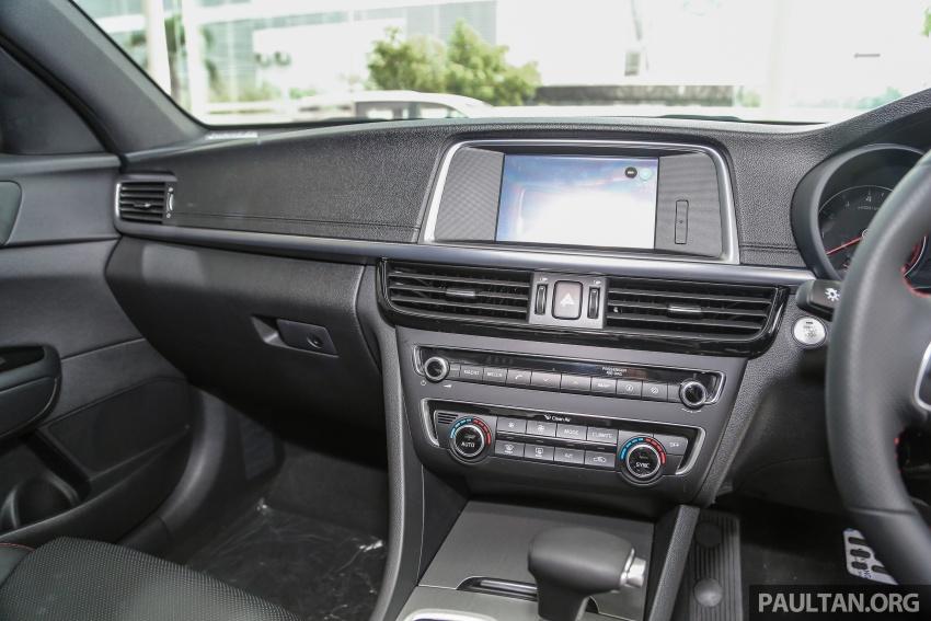 Kia Optima GT tiba di Malaysia – 2.0L T-GDI berkuasa 242 hp dan 353 Nm, sudah dibuka untuk tempahan Image #662001