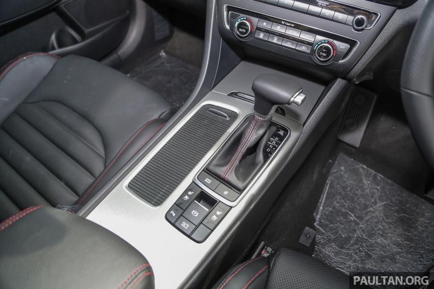 Kia Optima GT tiba di Malaysia – 2.0L T-GDI berkuasa 242 hp dan 353 Nm, sudah dibuka untuk tempahan Image #662004