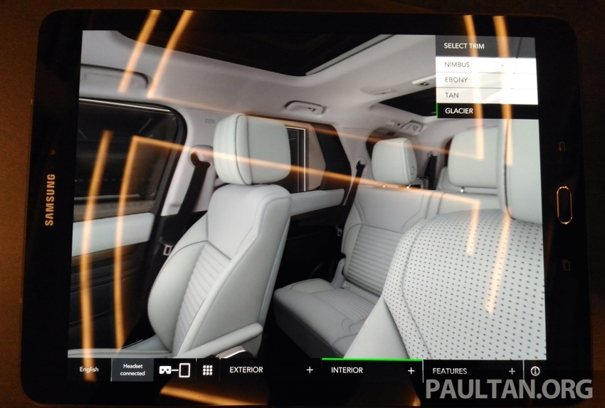 New Land Rover Discovery previewed virtually in Malaysia – December 2017 launch, 3.0 V6 HSE Image #659934