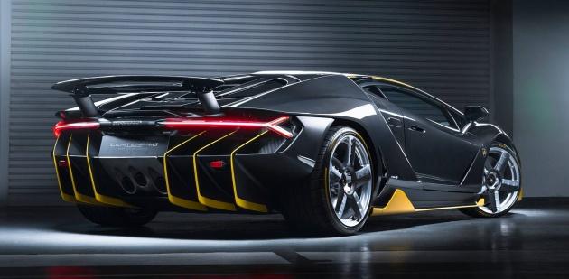 Lamborghini Centenario First Asian Delivery To Hk