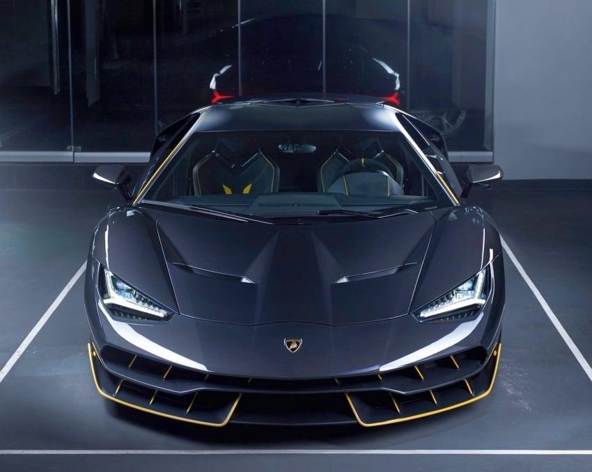 Lamborghini Centenario – unit pertama Asia ke HK Image #660297