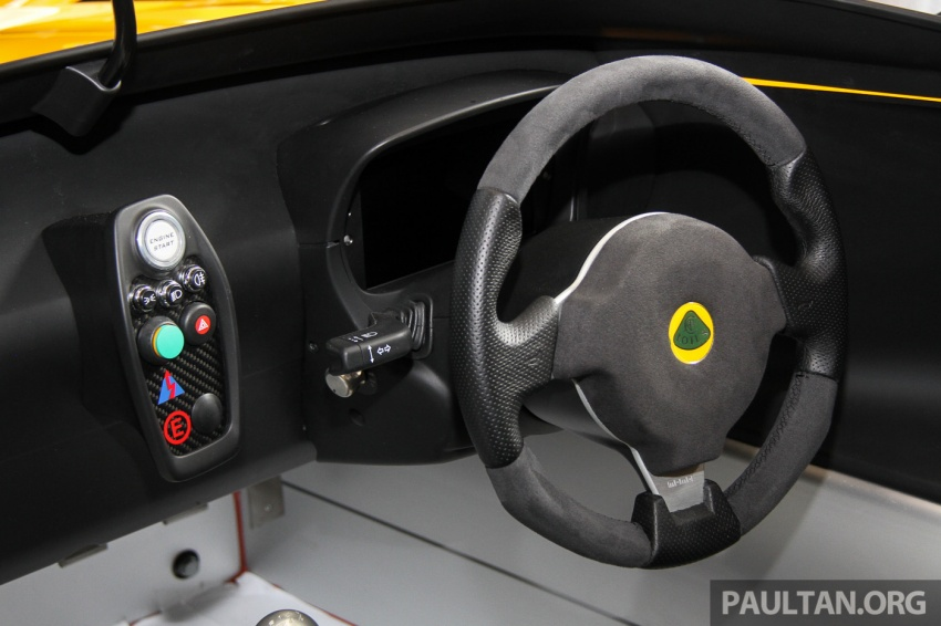 Lotus 3-Eleven launched in Malaysia, from RM641k Image #654008