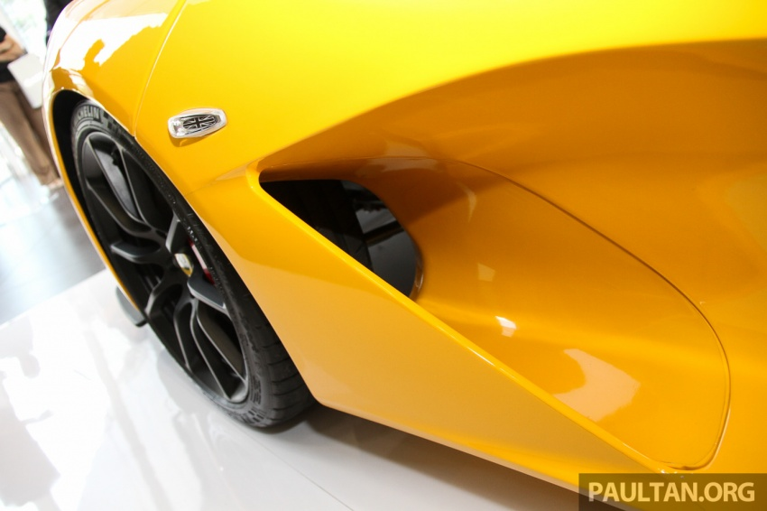 Lotus 3-Eleven launched in Malaysia, from RM641k Image #654019