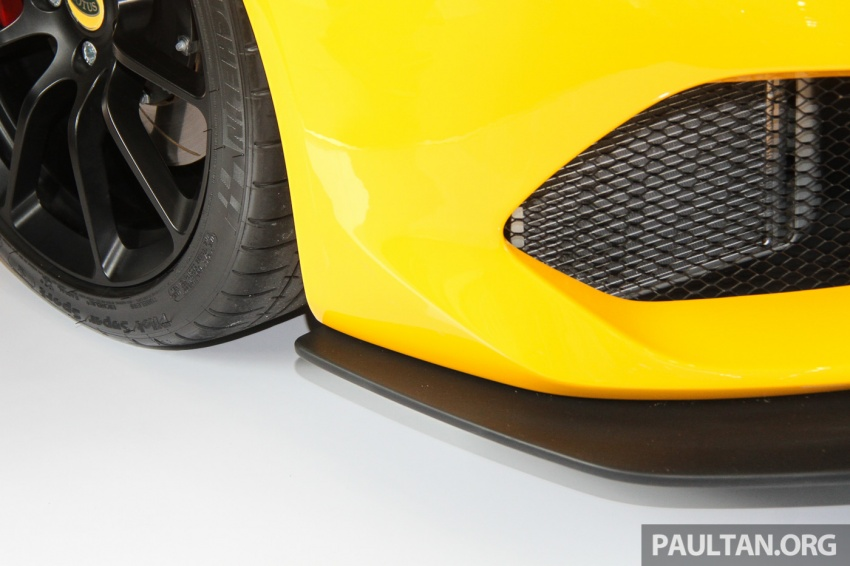 Lotus 3-Eleven launched in Malaysia, from RM641k Image #653995