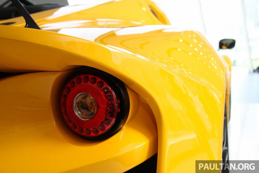 Lotus 3-Eleven launched in Malaysia, from RM641k Image #654064
