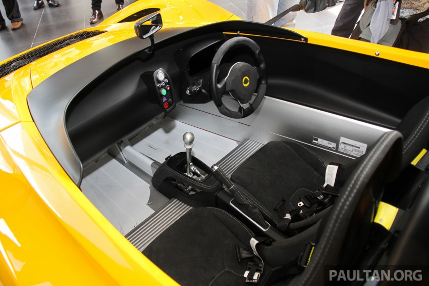 Lotus 3-Eleven launched in Malaysia, from RM641k Image #654001