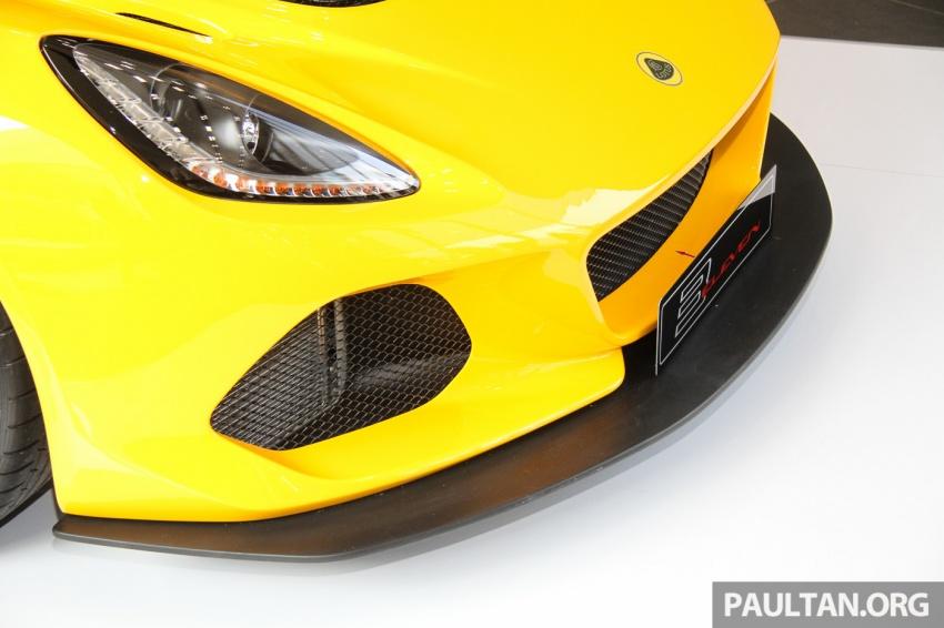 Lotus 3-Eleven secara rasmi diperkenalkan di Malaysia Image #653910