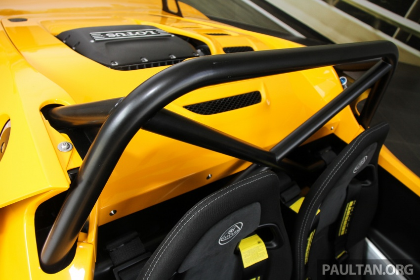 Lotus 3-Eleven secara rasmi diperkenalkan di Malaysia Image #653946