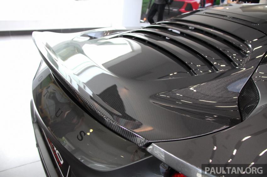Lotus Evora Sport 410 kini di Malaysia secara rasmi – manual dan automatik 6-kelajuan, RM641k-RM652k Image #653799