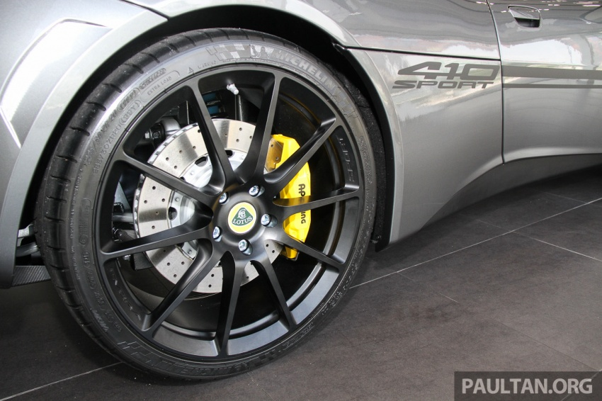Lotus Evora Sport 410 launched in Malaysia, fr RM641k Image #653802