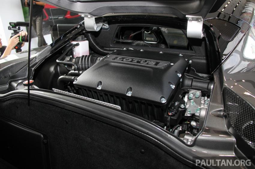 Lotus Evora Sport 410 kini di Malaysia secara rasmi – manual dan automatik 6-kelajuan, RM641k-RM652k Image #653818