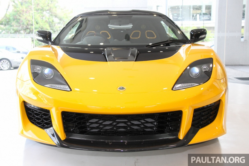 Lotus Evora Sport 410 launched in Malaysia, fr RM641k Image #653816