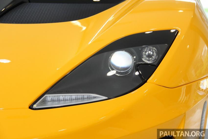 Lotus Evora Sport 410 kini di Malaysia secara rasmi – manual dan automatik 6-kelajuan, RM641k-RM652k Image #653827