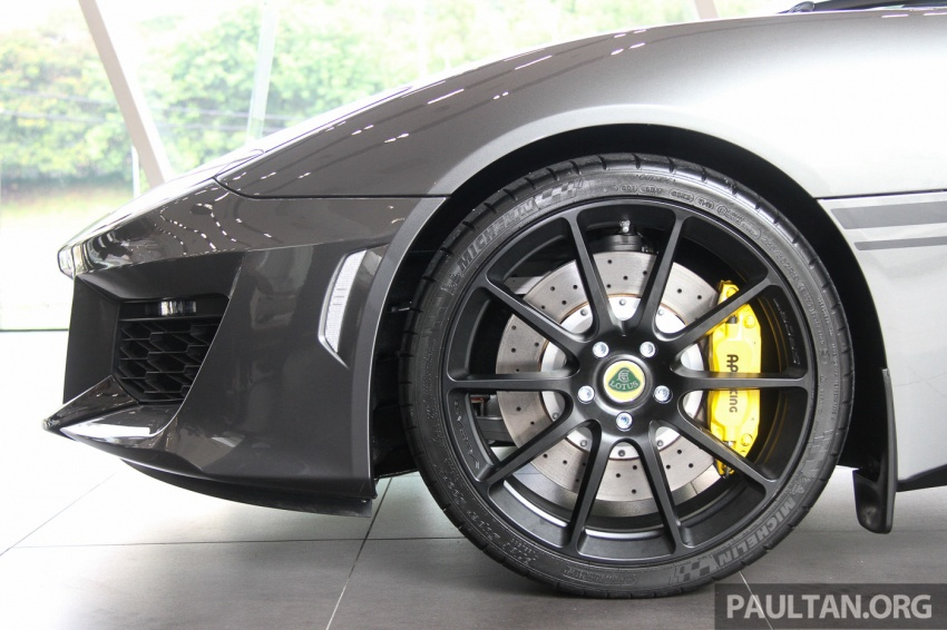 Lotus Evora Sport 410 launched in Malaysia, fr RM641k Image #653782