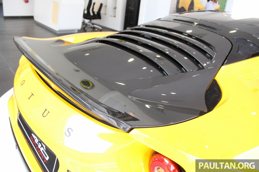 Lotus Evora Sport 410 launched in Malaysia, fr RM641k Image #653831